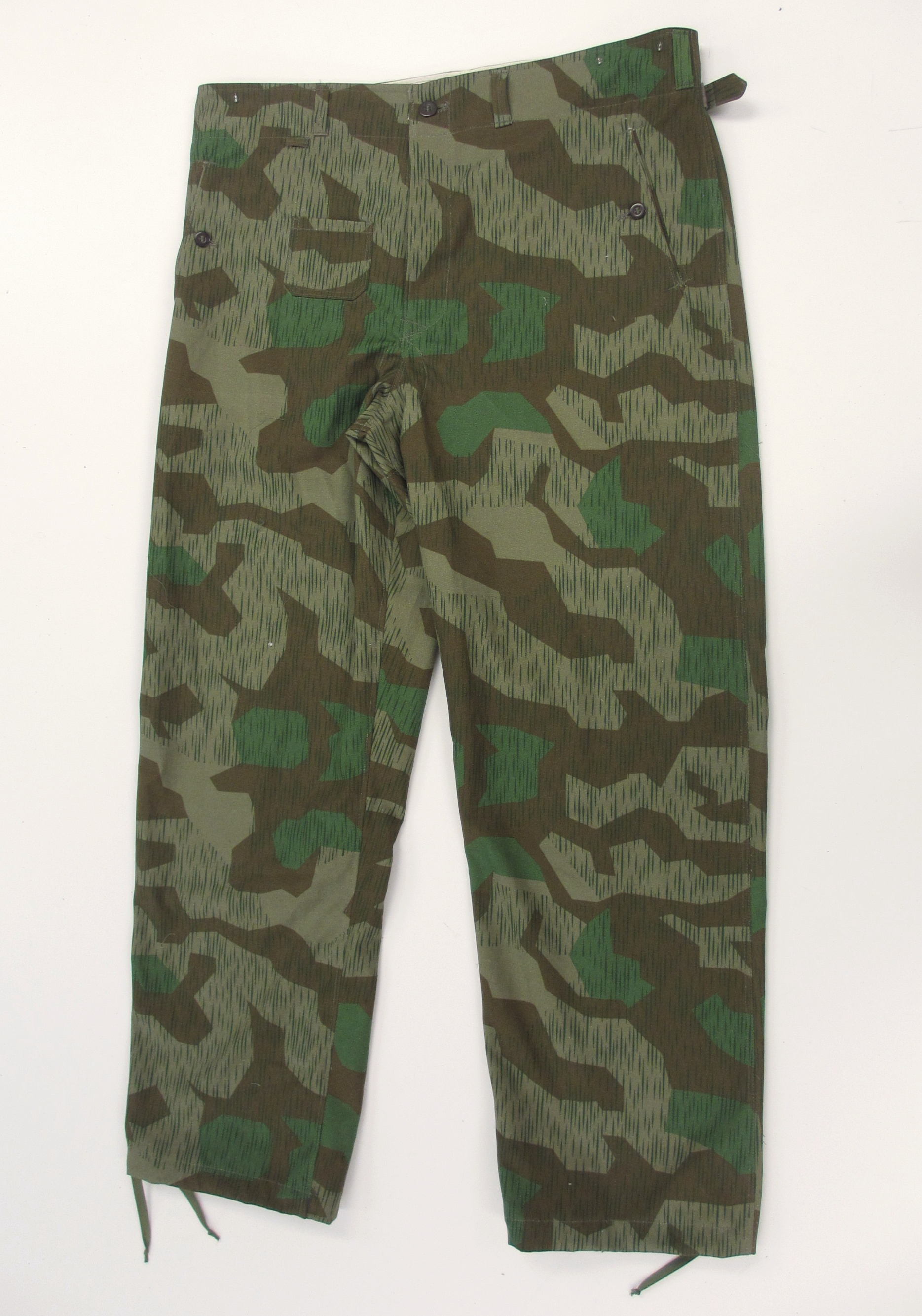 Camouflage trousers Splinter