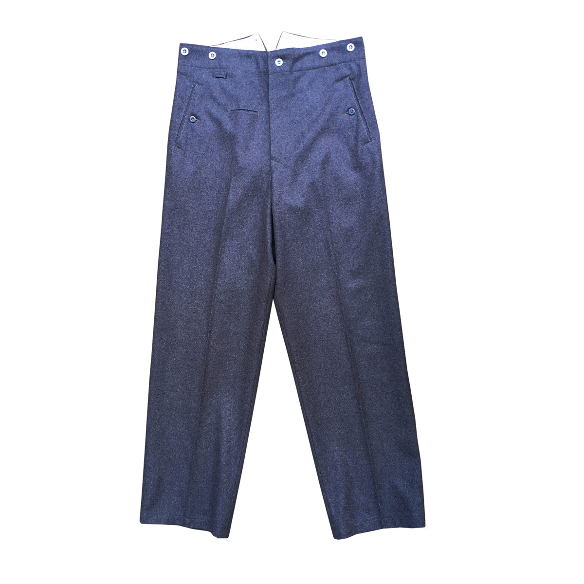 Wool field trousers LW