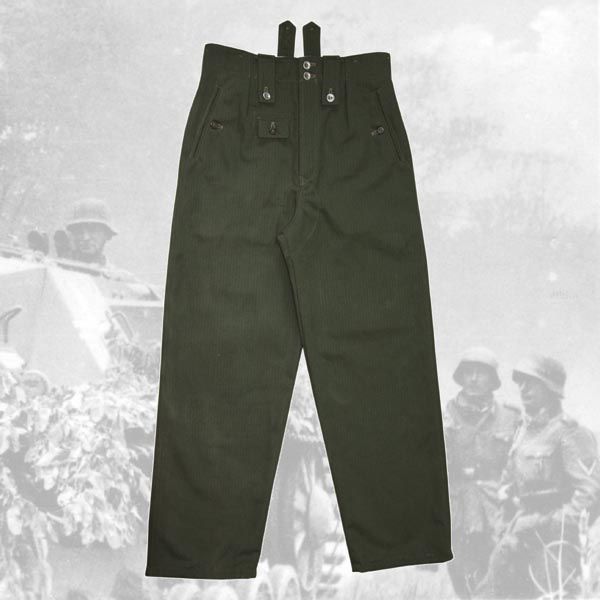 Summer HBT trousers.42